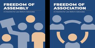 قوائم مرجعیة لمناصري الإصلاحات القانونیة أعدتھا اللجنة الأفریقیة لحقوق الإنسان والشعوب